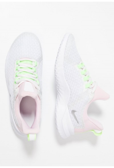 Black Friday 2020 | Nike RENEW RIVAL - Chaussures de running neutres white/metallic silver/platinum tint liquidation