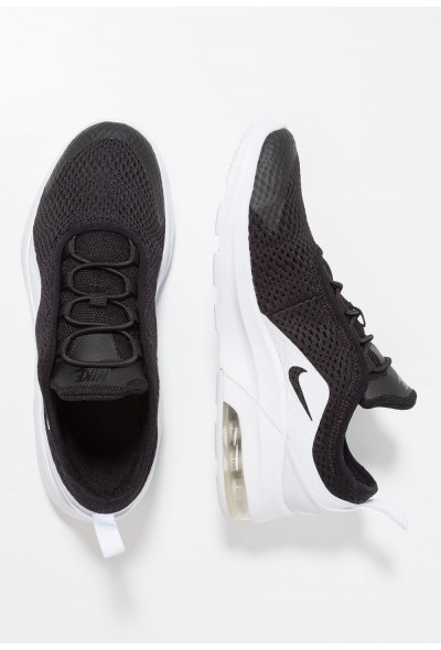 Nike AIR MAX MOTION 2 - Mocassins black/white liquidation