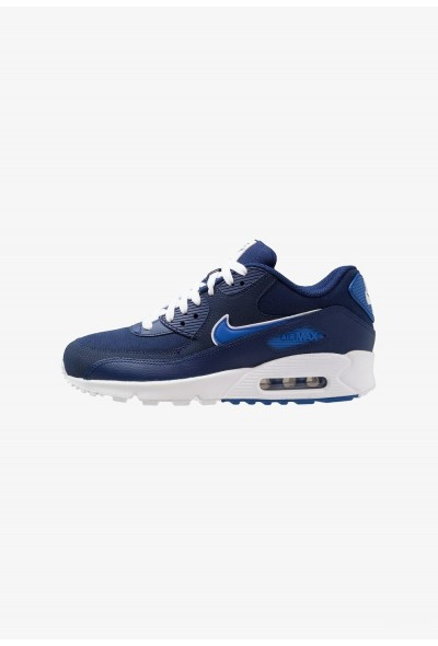 Nike AIR MAX 90 ESSENTIAL - Baskets basses blue void/game royal/white liquidation