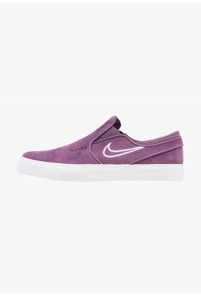 Nike ZOOM STEFAN JANOSKI - Mocassins pro purple/white/barely grey liquidation