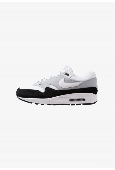 Black Friday 2020 | Nike AIR MAX 1 - Baskets basses wolf grey/white/black liquidation