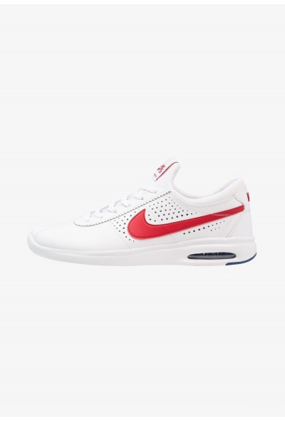 Nike BRUIN MAX VAPOR - Baskets basses white/gym red/game royal liquidation
