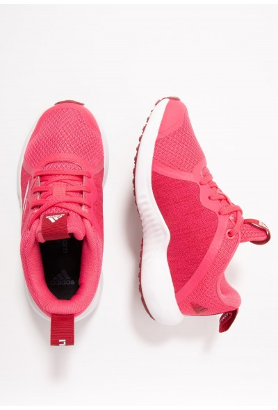 Adidas FORTARUN X - Chaussures de running neutres real pink/footwear white/active maroon pas cher