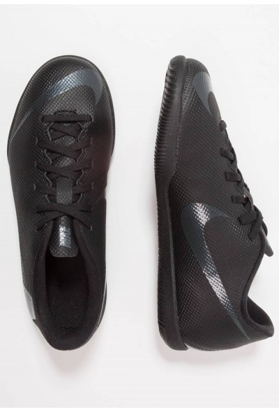 Black Friday 2020 | Nike MERCURIAL VAPORX 12 CLUB IC - Chaussures de foot en salle black/anthracite liquidation