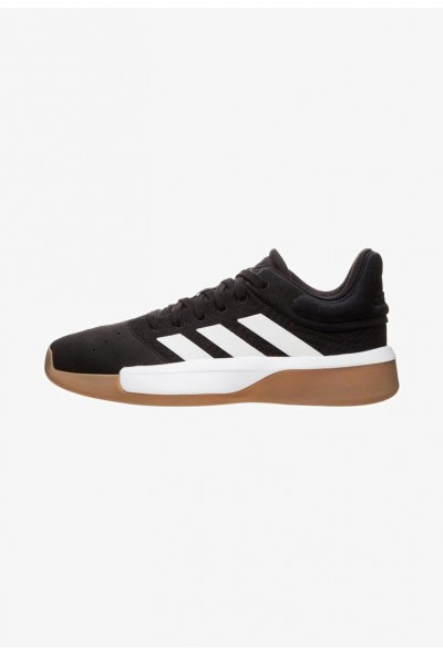 Black Friday 2019 | Adidas PRO ADVERSARY 2019 - Chaussures de basket black/white pas cher