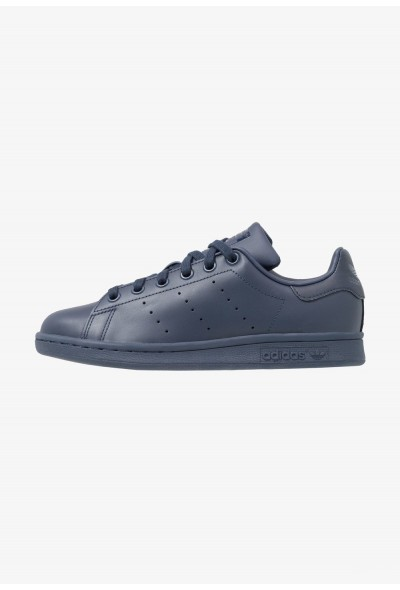 Adidas STAN SMITH - Baskets basses collegiate navy pas cher