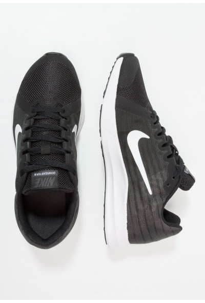 Nike DOWNSHIFTER  - Chaussures de running neutres black/white/dark grey liquidation