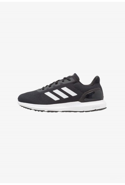 Adidas COSMIC 2 - Chaussures de running neutres carbon/footwear white/core black pas cher