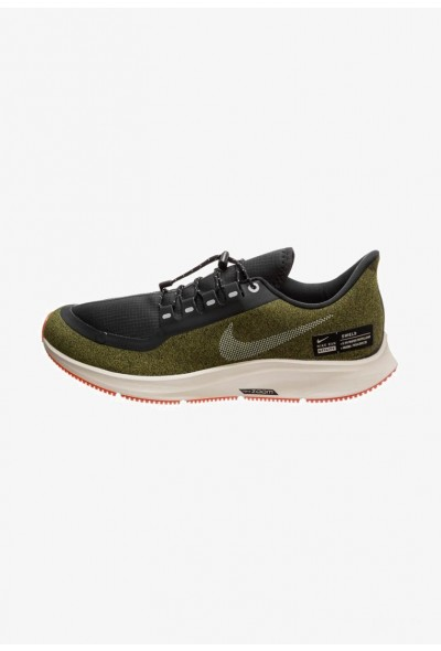 Black Friday 2020 | Nike AIR ZOOM PEGASUS 35 SHIELD - Chaussures de running neutres olive liquidation