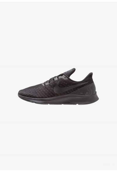 Nike AIR ZOOM PEGASUS 35 - Chaussures de running neutres black/oil grey/white liquidation