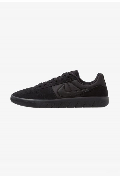 Nike TEAM CLASSIC - Baskets basses black/anthracite liquidation