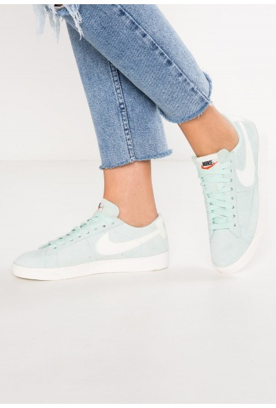 Nike BLAZER LOW SD - Baskets basses igloo/sail liquidation