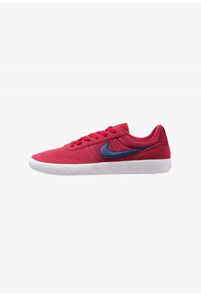 Nike TEAM CLASSIC - Baskets basses red crush/blue void liquidation