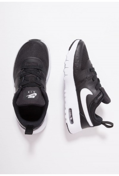 Black Friday 2020 | Nike AIR MAX VISION  - Mocassins black/white liquidation