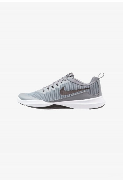 Nike LEGEND TRAINER - Chaussures d'entraînement et de fitness cool grey/black/white/clear emerald liquidation