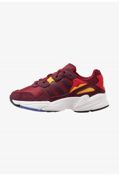 Black Friday 2020 | Adidas YUNG-96 - Baskets basses collegiate burgundy/maroon/bold gold pas cher
