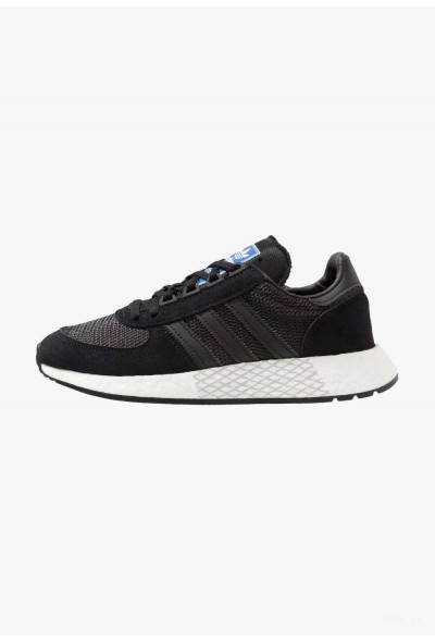 Adidas MARATHON TECH - Baskets basses core black/footwear white pas cher