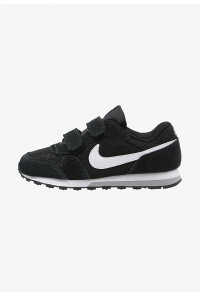 Black Friday 2020 | Nike MD RUNNER 2 - Baskets basses black/white/wolf grey liquidation