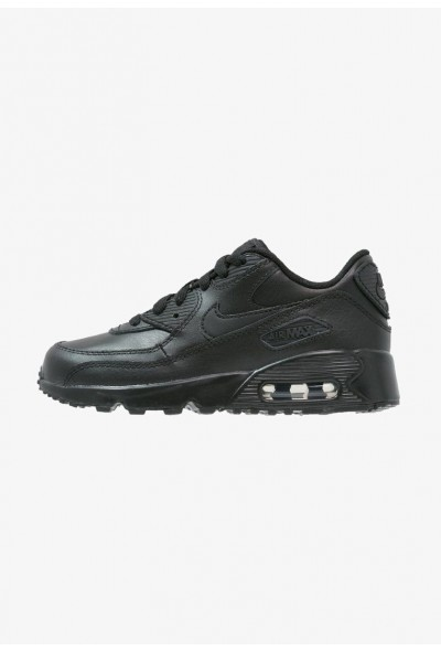 Black Friday 2020 | Nike AIR MAX 90 - Baskets basses black liquidation