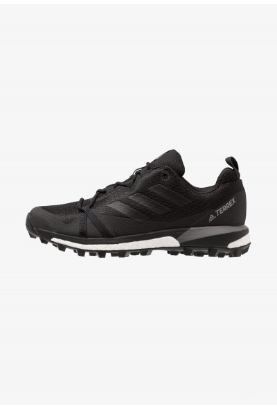 Black Friday 2020 | Adidas TERREX SKYCHASER - Chaussures de running core black/grey four pas cher