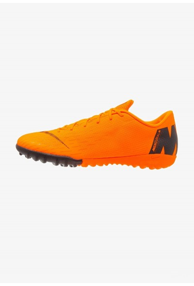 Nike MERCURIAL VAPORX 12 ACADEMY TF - Chaussures de foot multicrampons total orange/white/volt liquidation