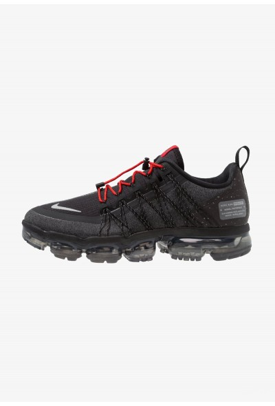 Black Friday 2020 | Nike AIR VAPORMAX RUN UTILITY - Chaussures de running neutres black/reflect silver/anthracite/habanero red liquidation