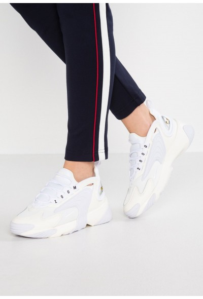 Cadeaux De Noël 2019 Nike ZOOM 2K - Baskets basses sail/white/black liquidation