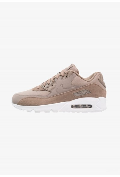 Nike AIR MAX 90 ESSENTIAL - Baskets basses sepia stone/white liquidation