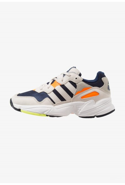 Black Friday 2020 | Adidas YUNG-96 - Baskets basses collegiate navy/raw white pas cher