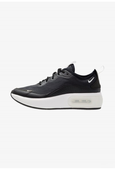 Cadeaux De Noël 2019 Nike AIR MAX DIA - Baskets basses black/summit white liquidation
