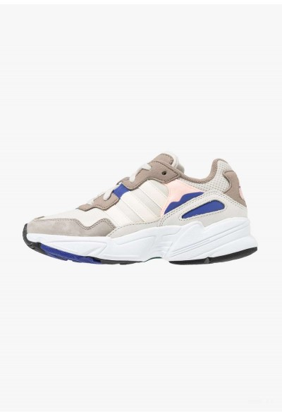 Adidas YUNG-96 - Baskets basses simple brown/ecru tint/clear brown pas cher