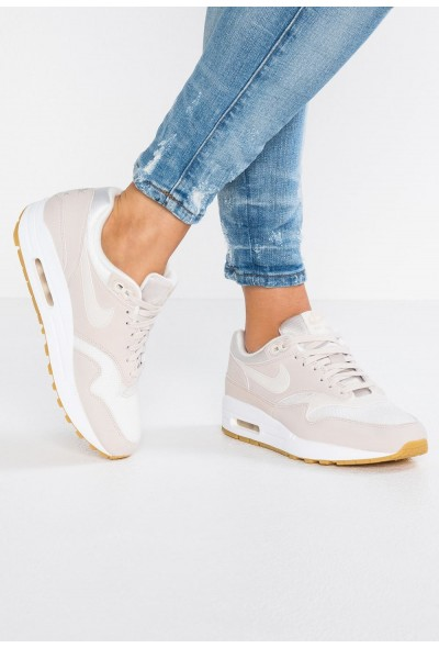 Black Friday 2020 | Nike AIR MAX 1 - Baskets basses desert sand/phantom/light brown liquidation