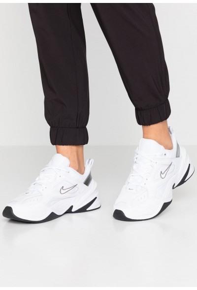 Nike M2K TEKNO - Baskets basses white/cool grey/black liquidation