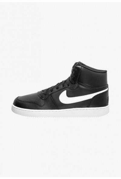 Nike HERREN - Baskets montantes black / white liquidation