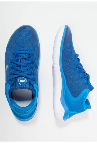 Nike FREE RN 2018 - Chaussures de course neutres team royal/white/photo blue liquidation