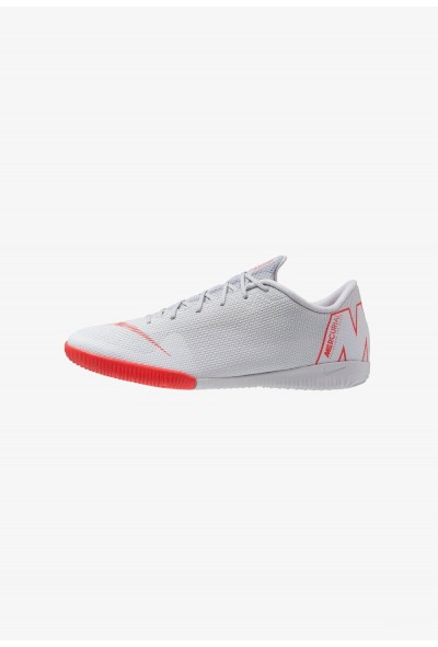 Black Friday 2020 | Nike MERCURIAL VAPORX 12 ACADEMY IC - Chaussures de foot en salle wolf grey/light crimson/pure platinum/metallic silver/chile red liquidation