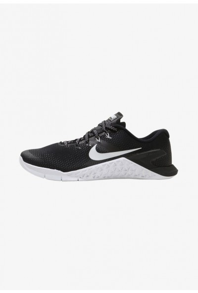 Black Friday 2020 | Nike METCON 4 - Chaussures d'entraînement et de fitness black/white liquidation