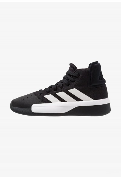 Adidas PRO ADVERSARY  2019 - Chaussures de basket core black/footwear white/grey four pas cher