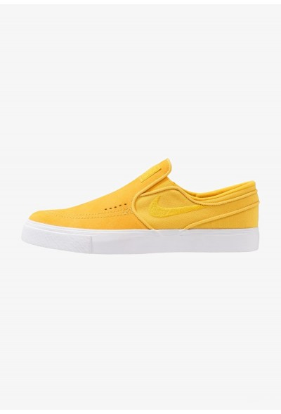 Nike ZOOM STEFAN JANOSKI - Mocassins yellow ochre/white liquidation