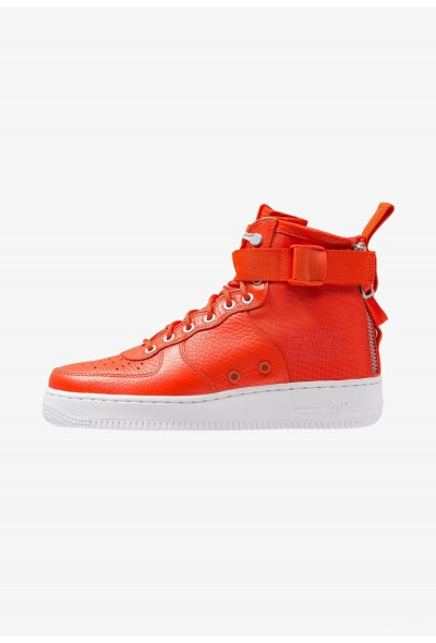Nike SF AF1 MID - Baskets montantes team orange liquidation