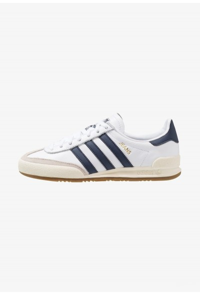 Adidas JEANS - Baskets basses footwear white/collegiate navy/clear brown pas cher