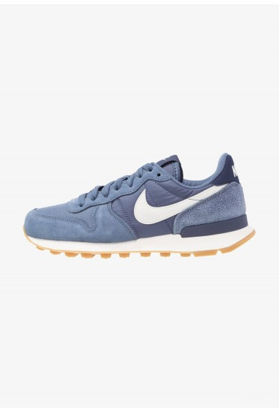 Nike INTERNATIONALIST - Baskets basses diffused blue/summit white/neutral indigo/sail/light brown liquidation