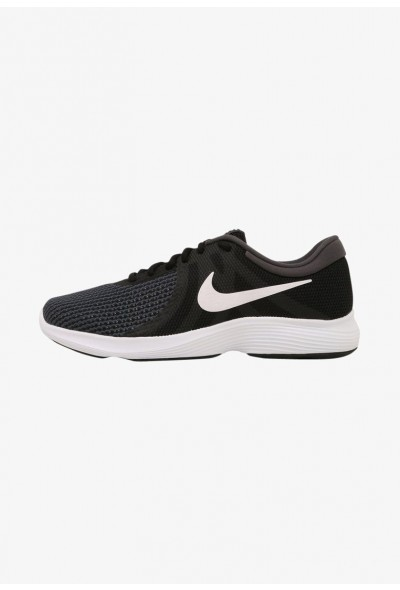 Nike REVOLUTION 4 EU - Chaussures de running neutres black/white/antracite liquidation