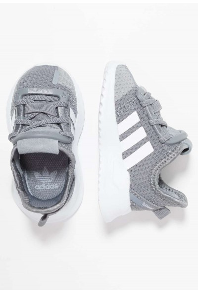 Adidas U_PATH RUN - Mocassins grey/footwear white pas cher