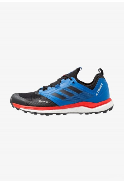 Black Friday 2019 | Adidas TERREX AGRAVIC XT GTX - Chaussures de marche core black/blue beauty pas cher