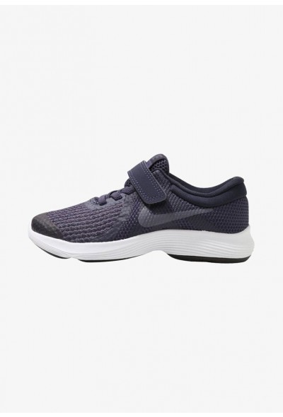 Black Friday 2020 | Nike REVOLUTION 4 - Chaussures de running neutres neutral indigo/light carbon/obsidian/black/white liquidation