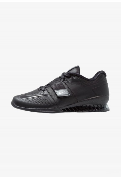 Black Friday 2020 | Nike ROMALEOS 3.5 - Chaussures d'entraînement et de fitness black/metallic bomber grey/black liquidation