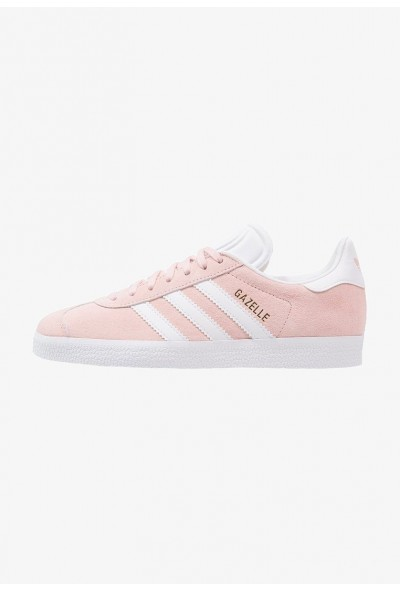 Black Friday 2019 | Adidas GAZELLE - Baskets basses vapour pink/white/gold metallic pas cher