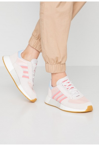 Adidas MARATHON TECH  - Baskets basses orchid tint/tactile rose/globe blue  pas cher