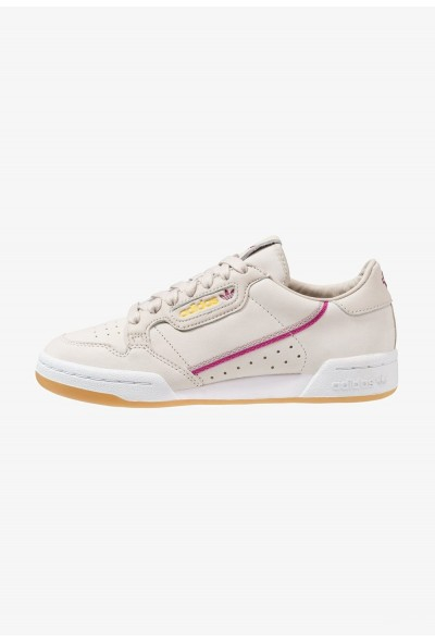 Adidas CONTINENTAL 80 - Baskets basses clear brown/light brown pas cher